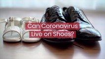 Coronavirus And Shoes