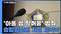 양형기준 없는 '아동 성 착취물' 범죄...처벌도 제각각 / YTN