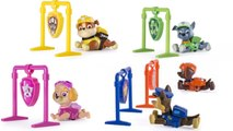 Paw Patrol Toys Pull Back Pup Races