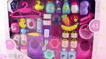 Kids Toy Videos US - 50 ACCESORIOS para la Muñeca Bebé NENUCO - Qué llevar de Viaje para tu Bebé