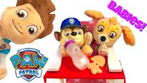 Paw Patrol Pups Skye and Chase