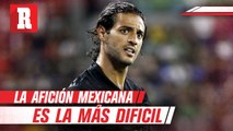 Carlos Vela: 'La afición mexicana es la más difícil porque te ama o te mata'