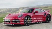 Das neue 911 Turbo S Coupé - Das Design