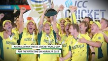 On This Day - Australia beat New Zealand to win 2015 ICC World Cup