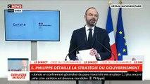Coronavirus : La conférence de presse d'Edouard Philippe le samedi 28 mars 2020 sur le coronavirus