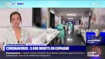 Coronavirus: les courbes entre l'Italie, la France et l'Espagne sont-elles similaires ?