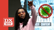 Lil B Considers Placing 'BasedGods Curse' On COVID-19