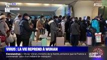 Coronavirus: la vie reprend peu à peu à Wuhan, foyer de la pandémie