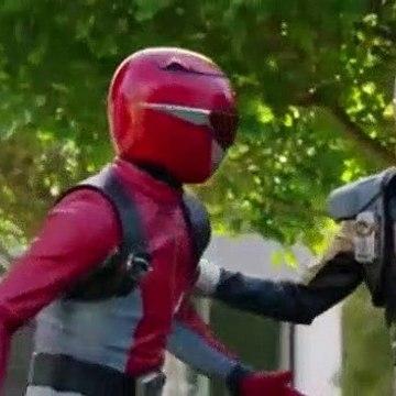 Power Rangers S27E05 - Cruisin' for a Bruisin'