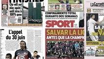 Zinédine Zidane veut faire son mercato en France, l'Espagne veut privilégier la Liga aux Coupes d'Europe