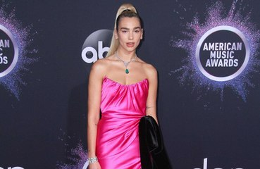 Dua Lipa says 'online criticism' made her 'nervous' about her album release