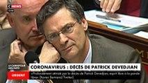 Coronavirus : l'ancien ministre Patrick Devedjian est décédé des suites du Covid-19
