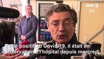 Décès de Patrick Devedjian des suites du Covid-19