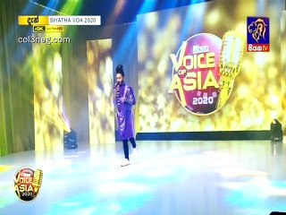 Siyatha Voice of Asia 2020 - 29-03-2020 Part 2