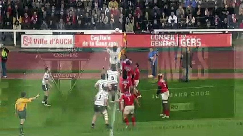 Rugby : Video - 1 jour 2 essais : la sublime attaque conclue par Barry Davies