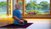Yoga in 3D   Dhyana - English