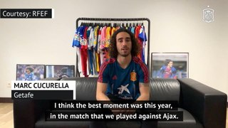 'I will remember it for a lifetime' - Cucurella reveals best moment of his career