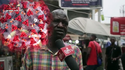 God created Coronavirus, man alleges
