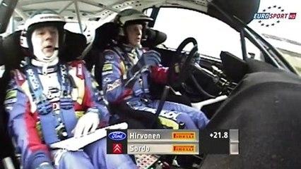 WRC 2009 R01 - Ireland - Day 2