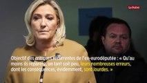 Coronavirus : Marine Le Pen dénonce les « incompétences » du gouvernement