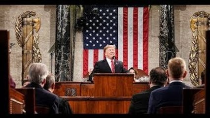 President Trump Delivered His State Of The Union Address With No Mention Of Impeachment