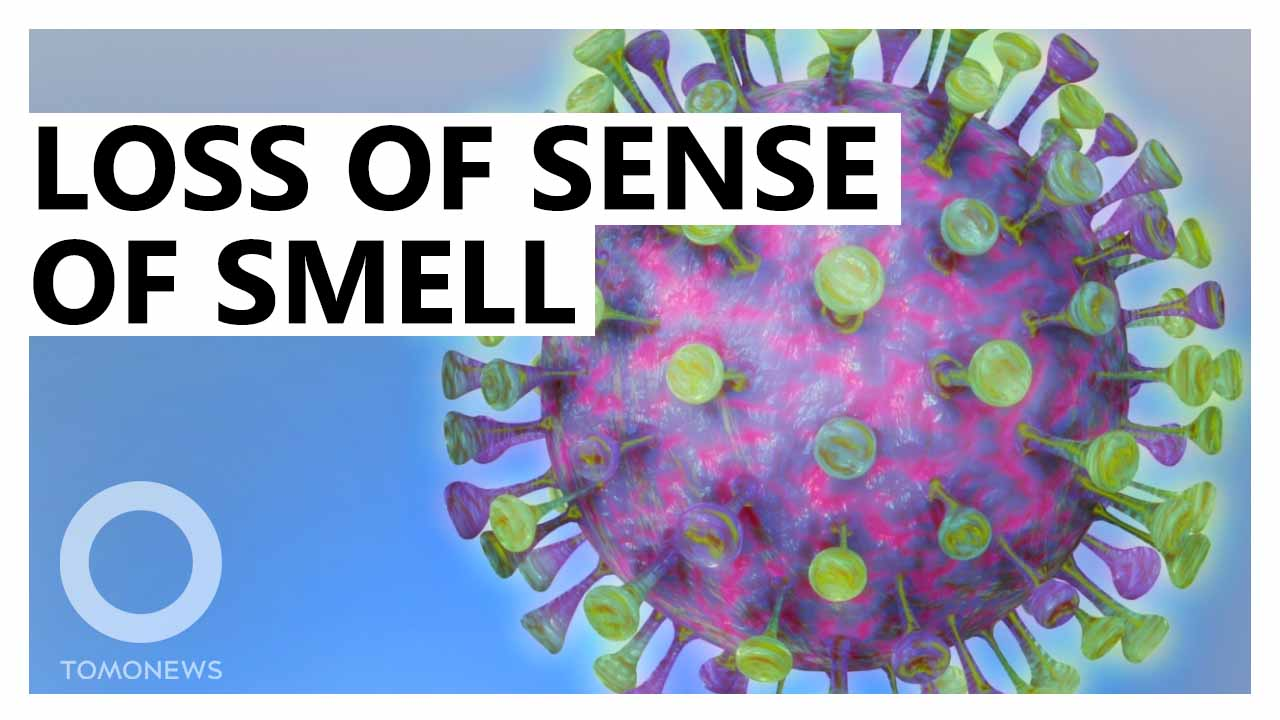 COVID-19 new symptoms: loss of sense of smell and taste