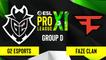CSGO - G2 Esports vs. FaZe Clan [Train] Map 3 - ESL Pro League Season 11 - Group D