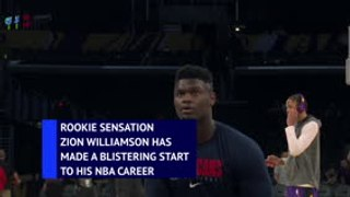 Zion v Doncic - Who's had the better debut season?