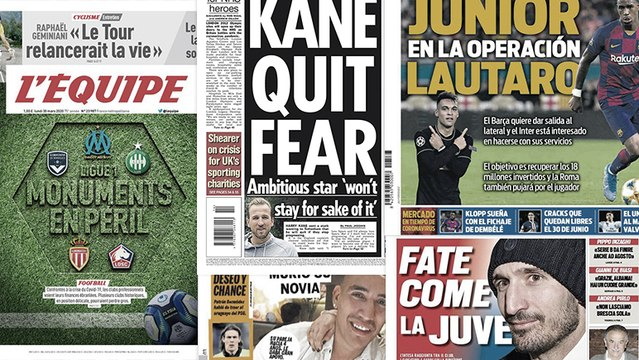 l'ultimatum d'Harry Kane fait trembler Tottenham, Edinson Cavani et la tentation Boca Juniors