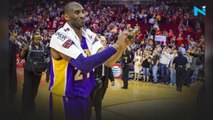 Kobe Bryant's towel from farewell game fetches $33,000 at auction