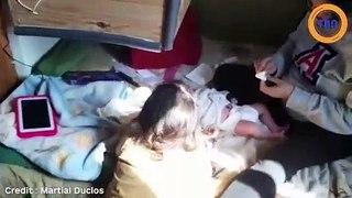 Paris : Cette famille est confinée à 5 dans ...11 mètres carrés