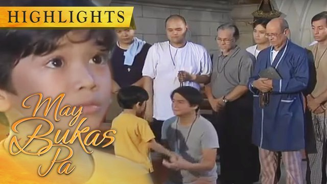 Santino finally understands the Fathers' decision | May Bukas Pa