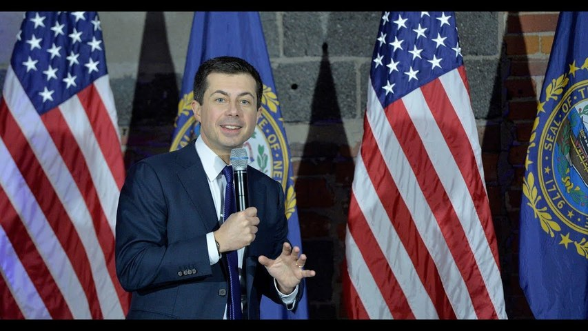 Pete Buttigieg Declared Victory In Iowa. But He's Not Talking About It In New Hampshire.