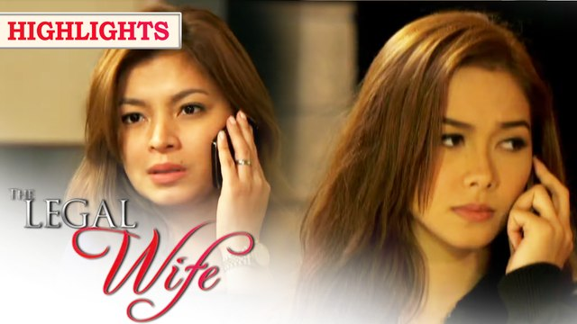 Monica, inalam ang kinaroroonan ni Adrian kay Nicole | The Legal Wife