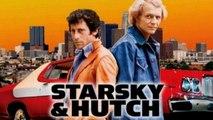 STARSKY ET HUTCH Générique Serie TV 80, Paul Michael Glaser, David Soul