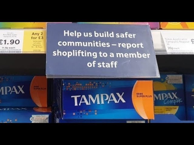 A Grocery Chain Has Apologized After Being Called Out For Signs Asking People To Report Shoplifters