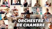 L'impressionnant Boléro confiné de l'orchestre national de France