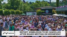 Report: Wimbledon 2020 To Be Cancelled On Wednesday