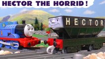 Thomas and Friends Hector the Horrid with Marvel Avengers 4 The Hulk and Family Friendly Funny Funlings in this Toy Story Full Episode English Story for Kids from a Family Channel