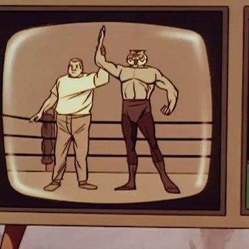 L'Uomo Tigre - Il televisore rotto 15° Episodio
