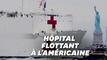 Coronavirus: Un navire-hôpital de 1000 lits arrive à New York