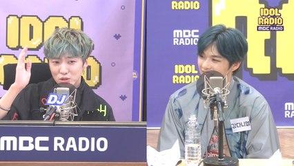 [IDOL RADIO] YOON&KANG DANIEL a wake-up call☏ 20200330