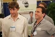 John Krasinski and Steve Carell Had a Virtual Office Reunion