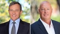 Bob Iger Won't Take Disney Salary, Bob Chapek to Take 50 Percent Pay Cut | THR News