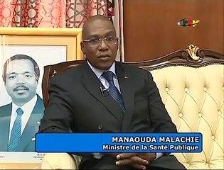 Dr manaouda malachie, minsante se trompe sur les chiffres du coronavirus et crée le buzz
