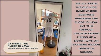 The Quarantine Games