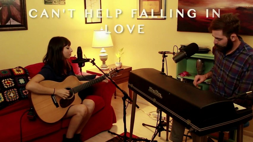 ELVIS - Can't Help Falling In Love [ft. Katie Ferrara]