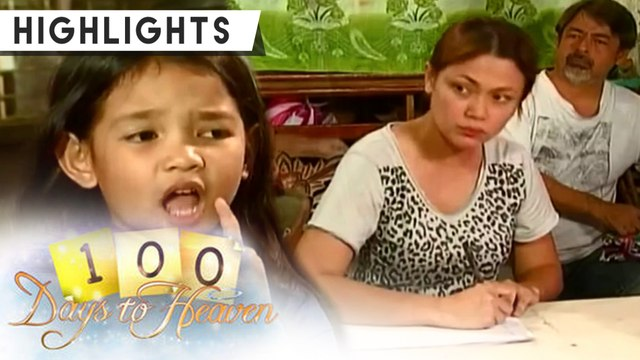 Anna and Sophia write a letter for the Villanueva brothers | 100 Days To Heaven