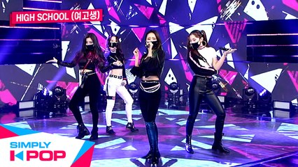 [Simply K-Pop] HighSchool(여고생) - Timing _ Ep.408
