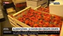 Coronavirus - Les producteurs agricoles regroupés pour vendre directement aux consommateurs voient la demande monter en flèche